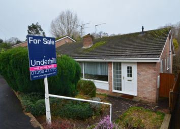 Thumbnail 2 bedroom semi-detached bungalow for sale in Knowle Drive, Exeter