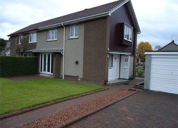 Thumbnail 4 bed semi-detached house for sale in Balbirnie Road, Glenrothes, Fife