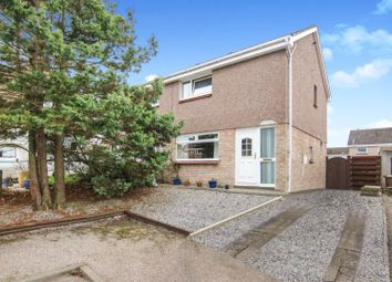 Thumbnail 2 bedroom semi-detached house for sale in Provost Smith Crescent, Inverness
