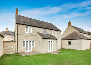 Thumbnail 4 bed detached house for sale in Elmhurst Way, Carterton