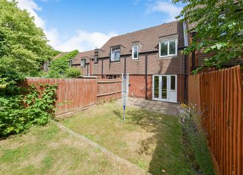 Thumbnail 3 bed terraced house to rent in Newgate Close, St. Albans