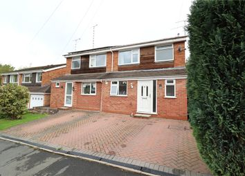 Thumbnail 3 bed semi-detached house for sale in Browns Bridge Road, Southam