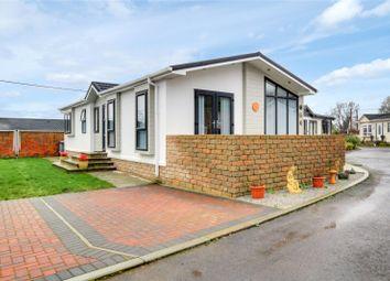 2 bed property for sale in Harveys Nurseries Mobile Home Park, Peppard Road, Emmer Green, Reading RG4