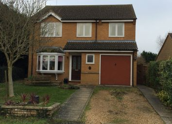 Thumbnail 4 bedroom detached house to rent in Ashtree Gardens, Collyweston