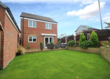 Thumbnail 3 bed detached house for sale in Northfield Avenue, South Kirkby, Pontefract, West Yorkshire