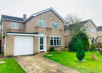Thumbnail 4 bed detached house to rent in The Park, Potterhanworth, Lincoln