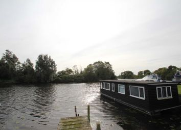 Thumbnail 2 bed houseboat for sale in Bells Marina, Norwich