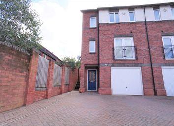 Thumbnail 3 bed town house for sale in St. Josephs Gardens, Carlisle