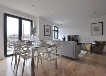Thumbnail 3 bedroom flat to rent in Grange Street, Bridport Place, London