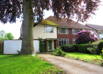 Thumbnail 4 bed property for sale in Manor Road, Kenilworth