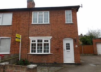 Thumbnail 3 bed semi-detached house for sale in Lawn Avenue, Birstall, Leicester, Leicestershire