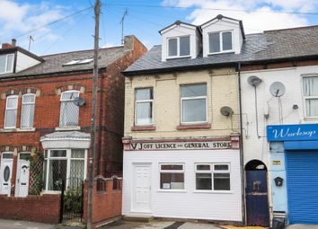 Thumbnail 4 bed semi-detached house for sale in Brook Terrace, Newcastle Avenue, Worksop