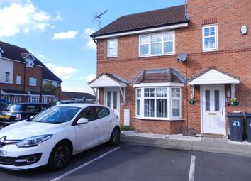 Thumbnail 2 bedroom end terrace house to rent in Netherhouse Close, Great Barr, Birmingham