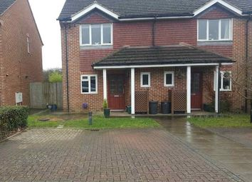 Thumbnail 2 bedroom end terrace house for sale in Meadowlands, Hurst Green, Oxted