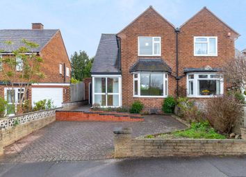2 bed semi-detached house for sale in Kimberley Road, Solihull B92