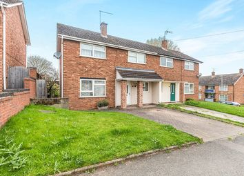 Thumbnail 3 bed semi-detached house to rent in Tetbury Drive, Worcester