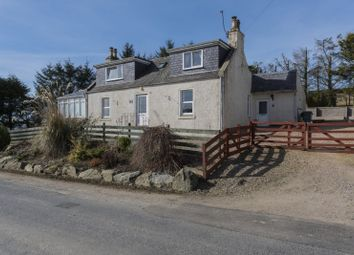 Thumbnail 3 bedroom detached house for sale in Netherdale, Turriff, Aberdeenshire