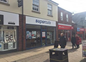 Thumbnail Retail premises to let in 31, Castle Walk, Newcastle Under Lyme