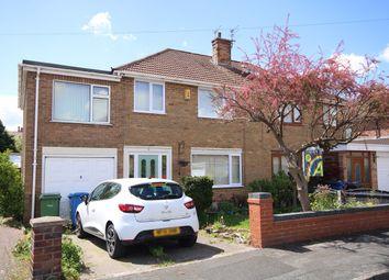 Thumbnail 5 bed semi-detached house for sale in Norton Avenue, Penketh, Warrington
