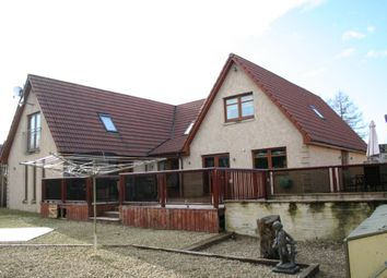 Thumbnail 6 bed detached house for sale in 33A Auchengreoch Avenue, Johnstone