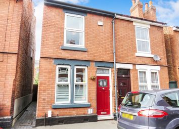 Thumbnail 3 bed semi-detached house for sale in Sherwin Street, Off Broadway, Derby
