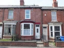 Thumbnail 2 bed terraced house for sale in Lifford Street, Sheffield