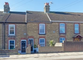 Thumbnail 2 bed terraced house to rent in Staplehurst Road, Milton Regis, Sittingbourne
