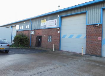 Thumbnail Warehouse to let in Highcliffe Road, Hamilton, Leicester