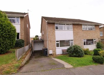 Thumbnail 4 bed semi-detached house for sale in The Woodlands, Hastings, East Sussex