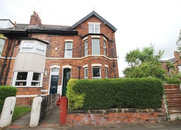 Thumbnail 5 bed end terrace house for sale in Wendover Road, Urmston, Manchester