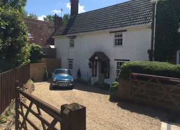 Thumbnail 4 bed cottage for sale in Old Upton Cottage, Brickyard Lane, Bourton, Gillingham
