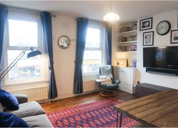 Thumbnail 2 bedroom flat for sale in Lewisham Way, New Cross
