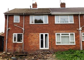 Thumbnail 3 bed semi-detached house for sale in Riverside Avenue, Choppington
