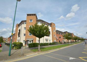 Thumbnail 2 bed flat for sale in Clayburn Road, Hampton Centre, Peterborough