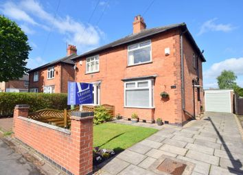Thumbnail 3 bedroom semi-detached house for sale in Park Road, Loughborough