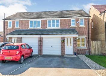 3 bed semi-detached house for sale in Friars Close, Northallerton DL6