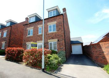 Thumbnail 5 bed detached house for sale in Geneva Way, Biddulph, Stoke-On-Trent