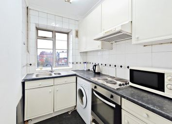 Thumbnail 3 bed flat to rent in Edith Villas, London
