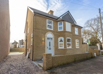 3 bed detached house for sale in Crescent Road, Ramsgate CT11