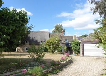 Thumbnail 3 bed cottage for sale in March Cottage, Littleworth, Faringdon, Oxfordshire