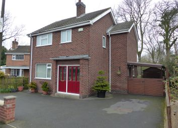 Thumbnail 3 bed detached house for sale in Hamilton Drive, Swadlincote