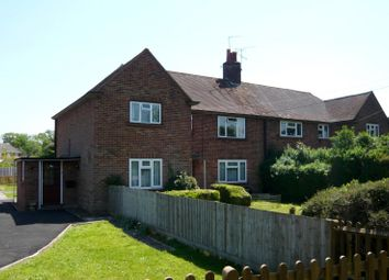 Thumbnail 2 bed flat to rent in Clappers Meadow, Alfold, Cranleigh