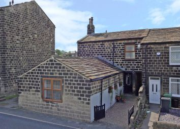 Thumbnail 2 bed cottage for sale in Long Row, Horsforth, Leeds