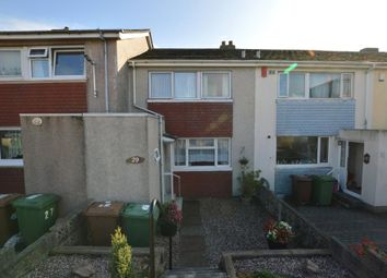Thumbnail 3 bed terraced house for sale in Pleasure Hill Close, Plymouth, Devon