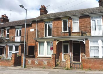 Thumbnail 3 bedroom terraced house for sale in Kings Avenue, Ipswich