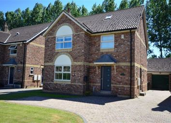 Thumbnail 6 bed detached house for sale in Park Lane, Burn, Selby