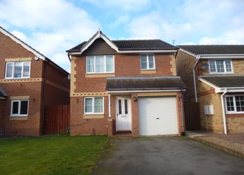 Thumbnail 3 bed detached house to rent in Fair Holme View, Armthorpe, Doncaster