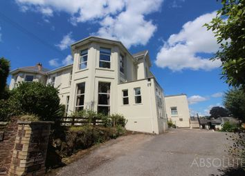 Thumbnail 2 bed flat for sale in Solsbro Road, Chelston, Torquay