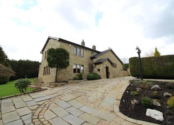 Thumbnail 5 bed detached house for sale in Woodhey Road, Ramsbottom, Bury