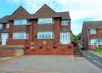 Thumbnail 3 bed semi-detached house for sale in Wimperis Way, Great Barr, Birmingham